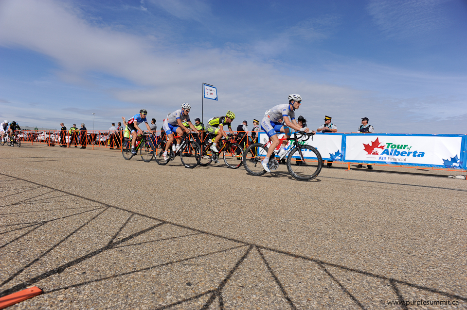 Edmonton sports photographer, Tour of Alberta Edmonton